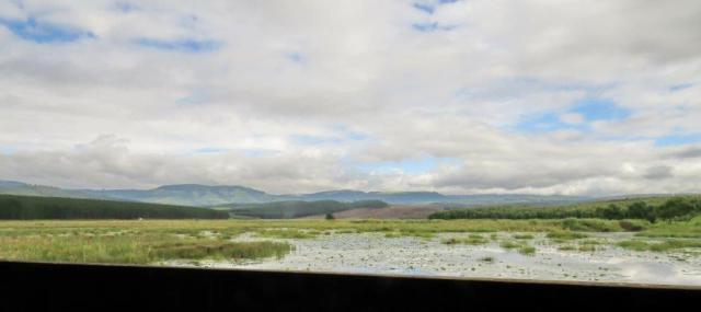 View from the Bird Hide